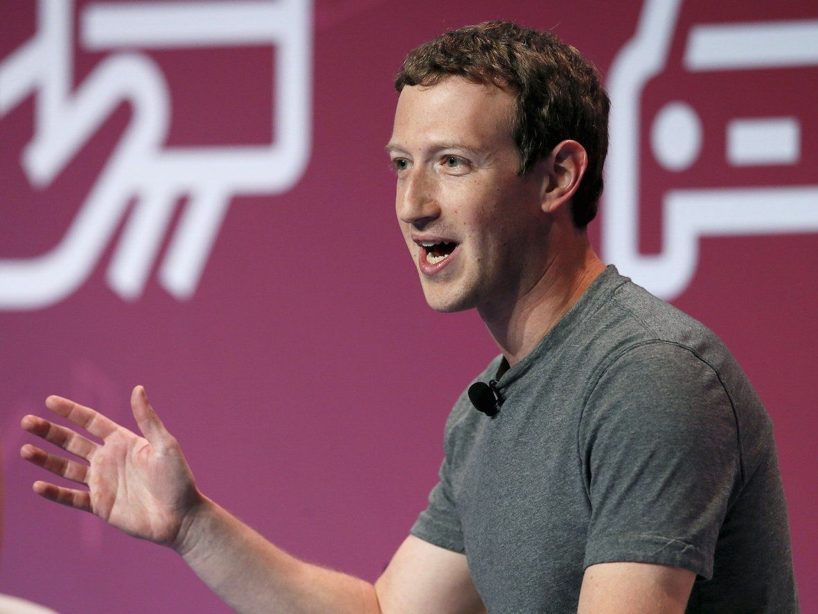Mark Zuckerberg focuses on succession plans in performance
