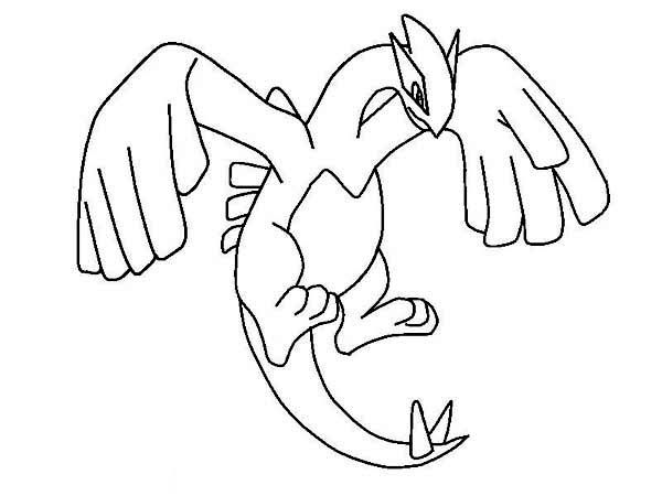 Image Result For Pokemon Coloring Pages Dragonite
