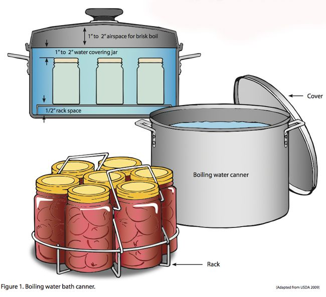 Canning Rules