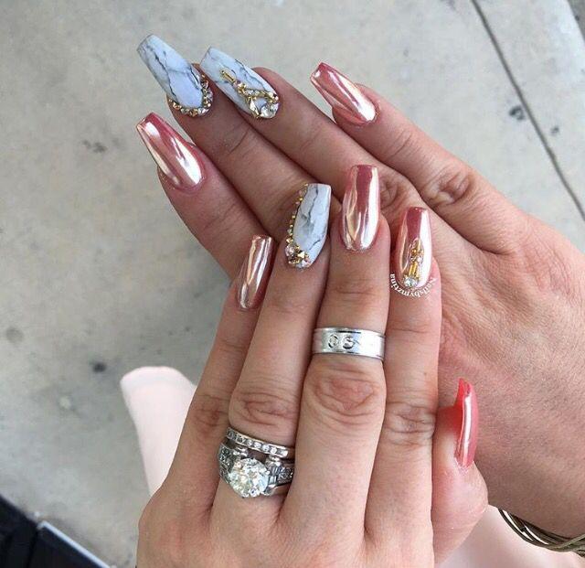 Pin de Louisa Baccelli en Nailed It | Pinterest | Diseños de uñas ...