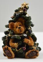 Boyds Bears Frasier Resin Figurine Teddy Bear Stuffed Animal Boyds Bears Boyds Bears Figurines