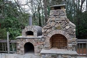 Plans For Pizza Oven Fireplace Grill Combo Yahoo Image Search Results Backyard Fireplace Outdoor Fireplace
