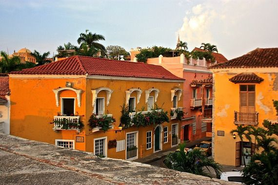 Colonial House Caribbean