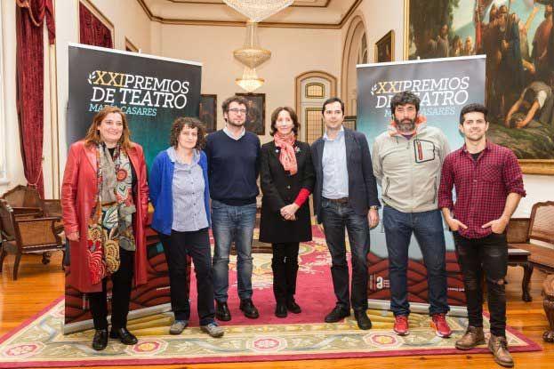 XXI Premios de Teatro María Casares