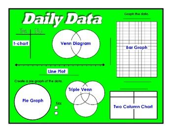 Graphs Collecting Data And Graphing Pinterest Pie Graph Bar