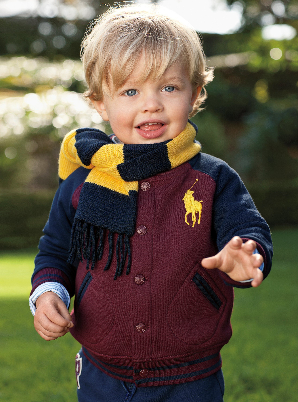 Ralph Lauren Childrenswear Fall 2012   Ralph Lauren Kids   Kids ... ef05aa41fb2