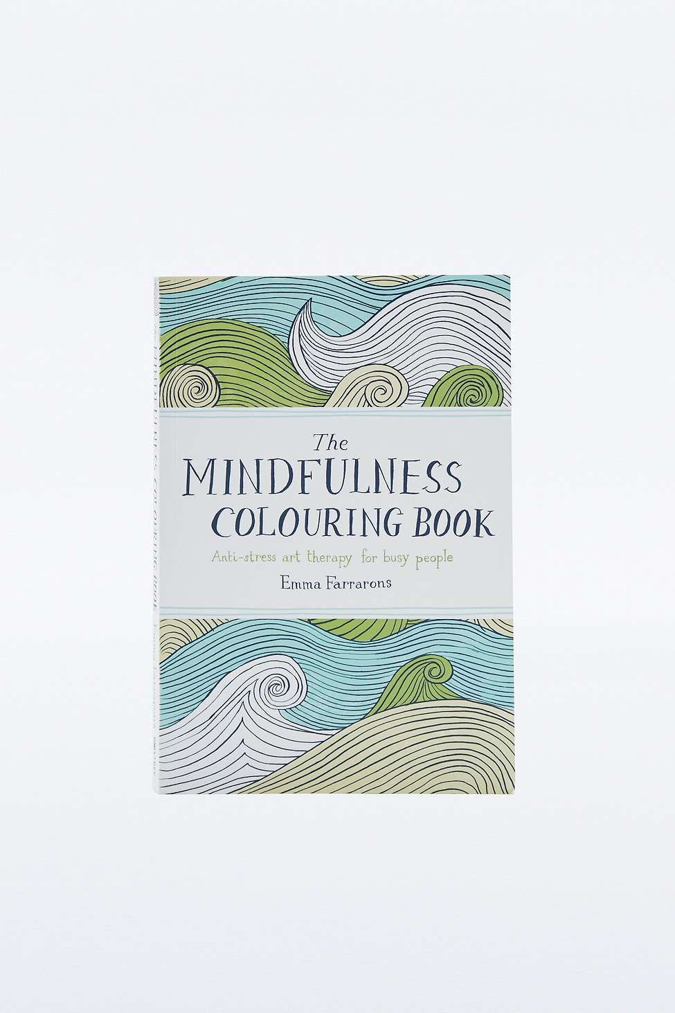 The Mindfulness Colouring Book Anti Stress Art Therapy For Busy People Best Of Food And Travel Head To Theculturetrip