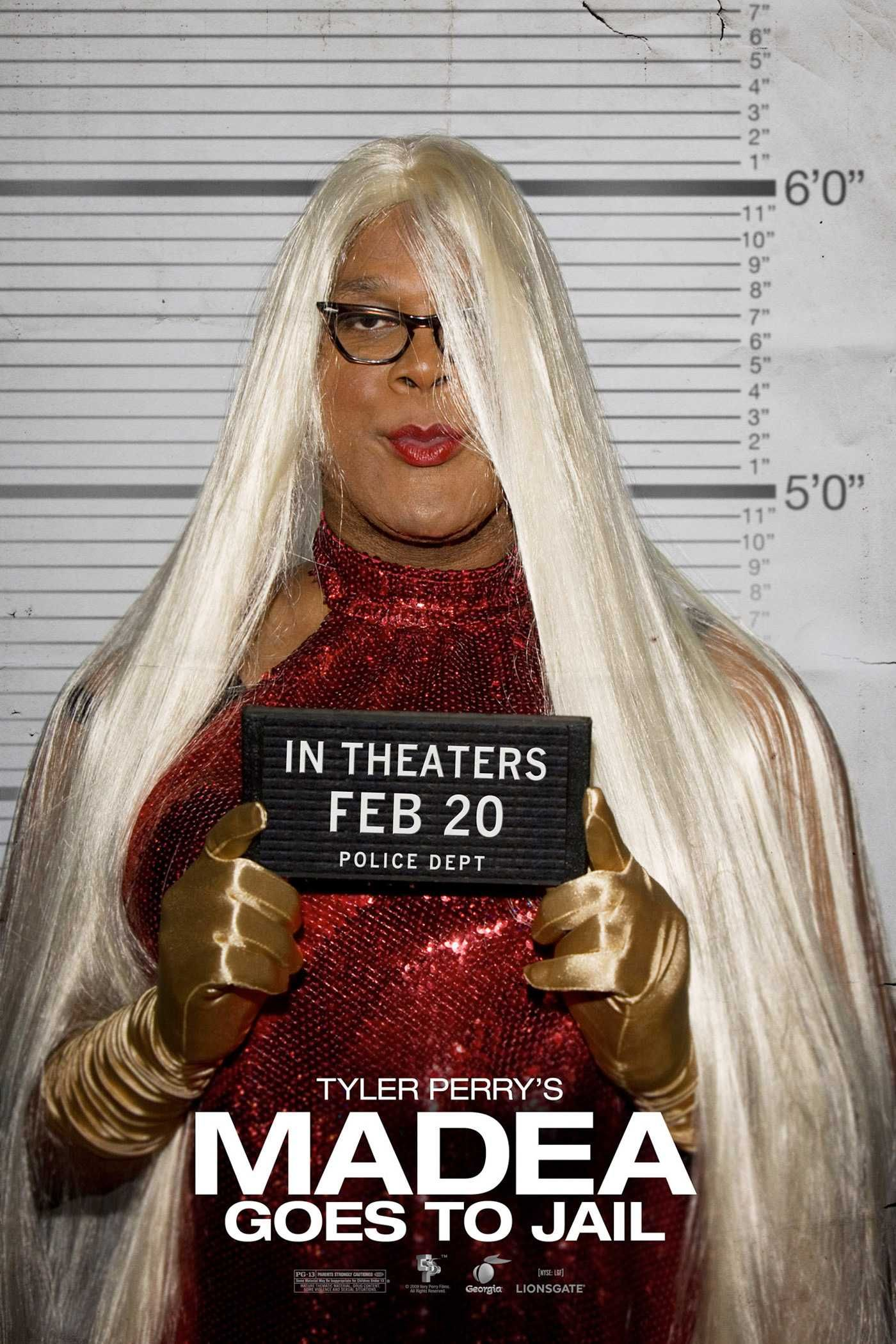 Tyler Perry S Madea Goes To Jail Madea Movies Madea Tyler Perry