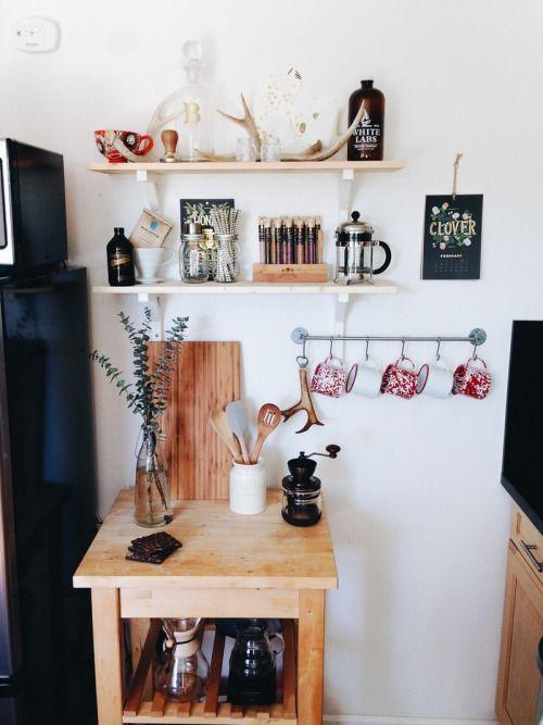 gute idee tassen aufh ngen fewo ideen pinterest aufh ngen gute ideen und tassen. Black Bedroom Furniture Sets. Home Design Ideas