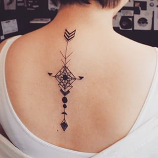 Tattoos For Women 80 Cute And Amazing Back Tattoos For Women A