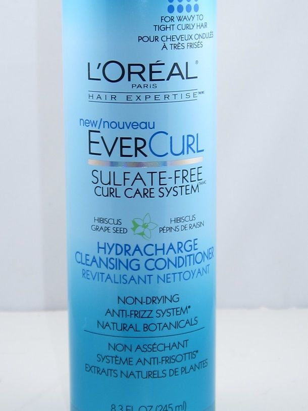 L Oreal Evercurl Hydracharge Cleansing Conditioner Review Musings Of A Muse Curly Hair Styles Thin Curly Hair Natural Curly Hair Care