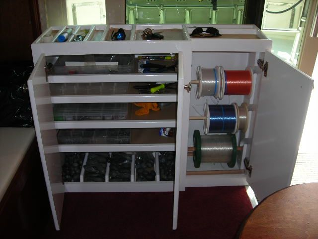 Tackle organization for my husband pinterest fish for Fishing tackle organization