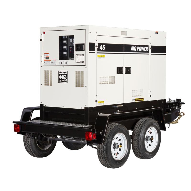 Portable Rental Generators Powerful Value for New York