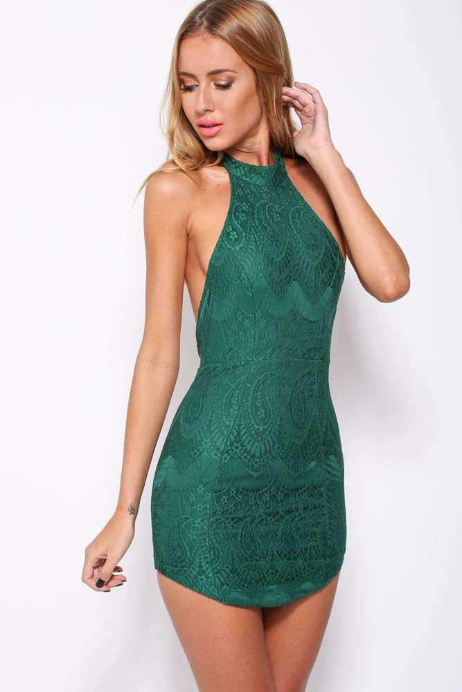 Sugar Babe Dress, Forest Green, $55 + Free express shipping http ...