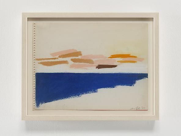 Gering & Lopez Gallery - JOAN SNYDER