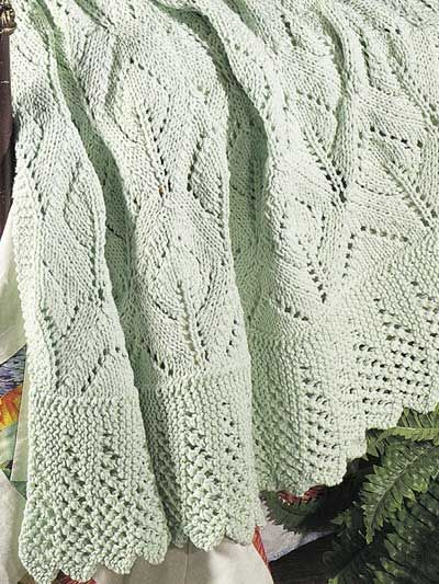 Crochet Assorted Light Airy Lace Afghan Free Crochet