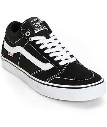 Vans TNT SG Skate Shoes (Mens) | Vans skate shoes, Vans, Shoes