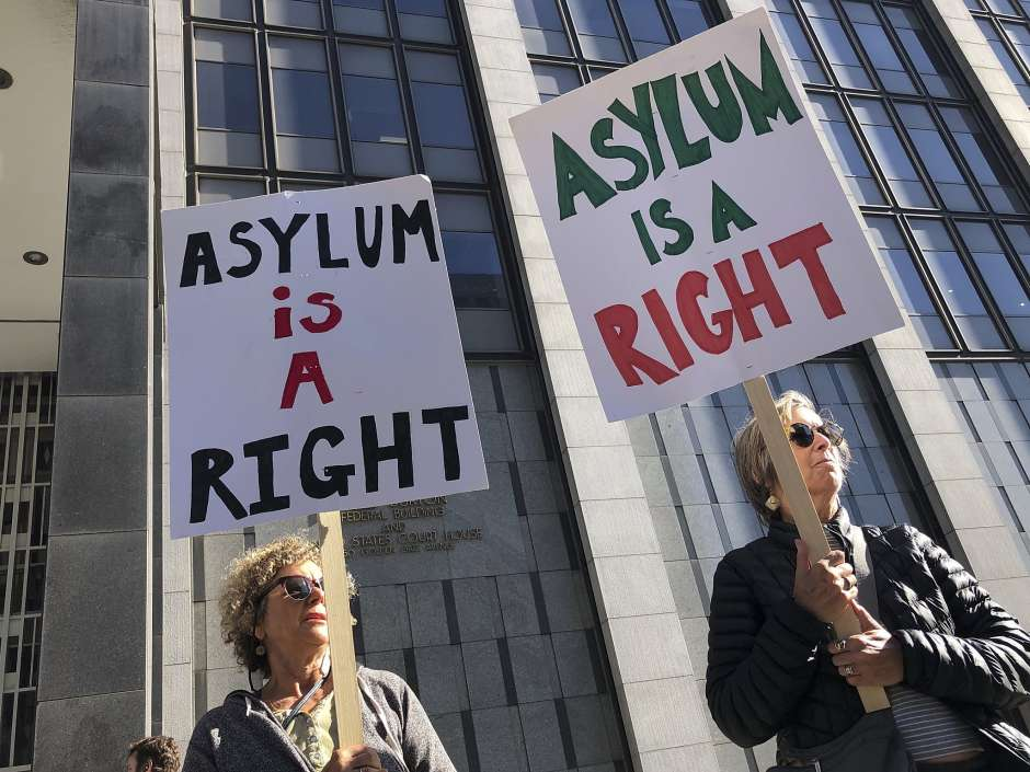 Judge in SF says Trump can't reinstate ban on Central