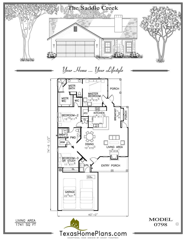 Texas home plans garden homes casitas  duplexes page also rh pinterest