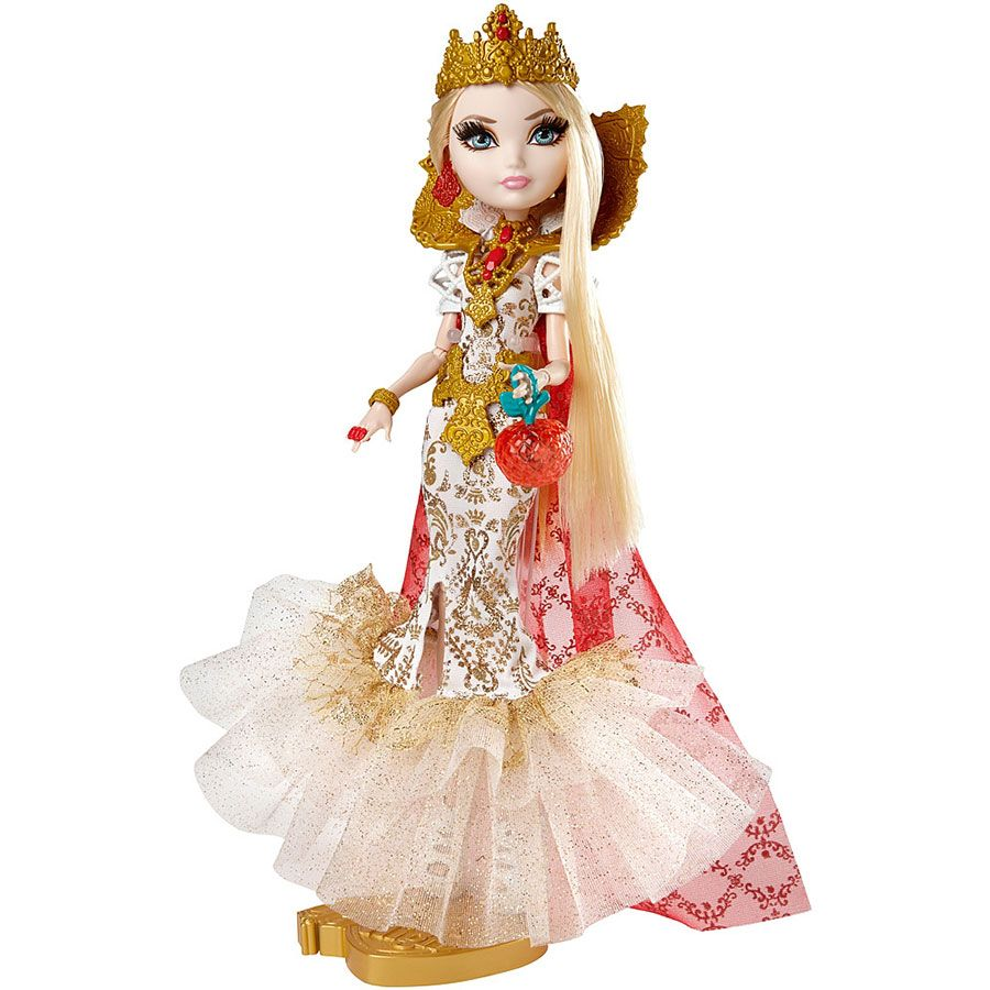 Ever After High Toys R Us : Royalty ever after high apple white doll toys r us