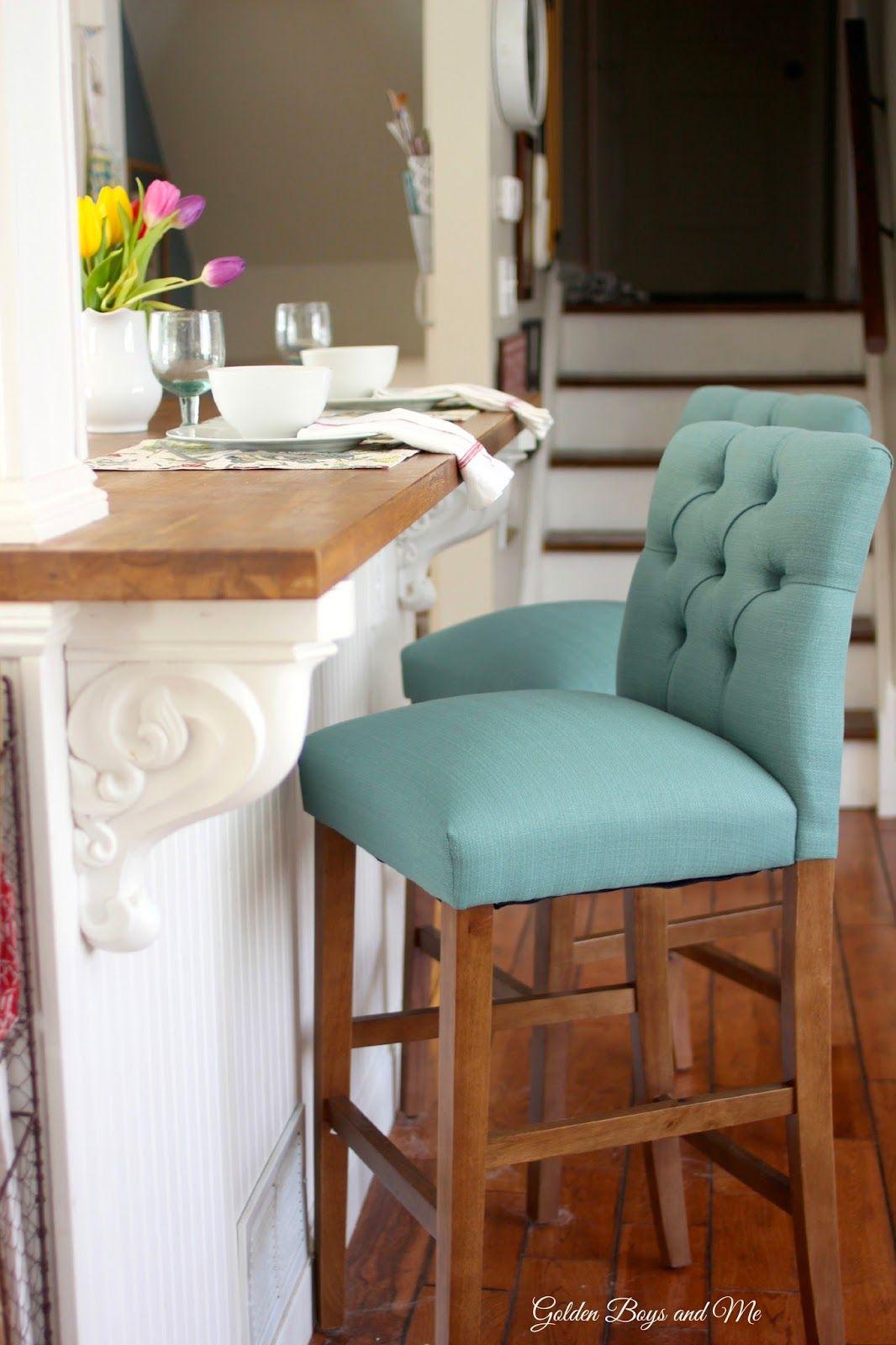 New Barstools | Rund ums haus, Runde und Wohnen