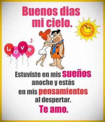 Resultado De Imagen Para Buenos Dias Amor Quote Life Pinterest