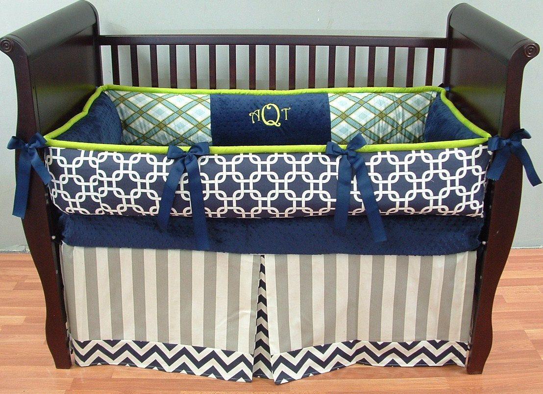 Everything Designish Baby Boy S Nursery: Gorgeous Authentic ModPeaPod Baby Crib Bedding Set Custom