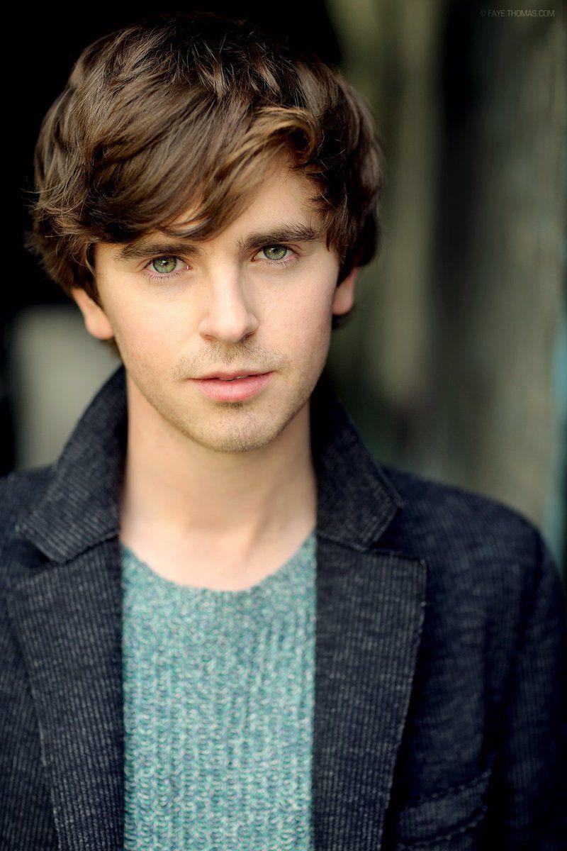 Acteur De Good Doctor : acteur, doctor, Thomas, Twitter, Freddie, Highmore,, Highmore, Bates, Motel
