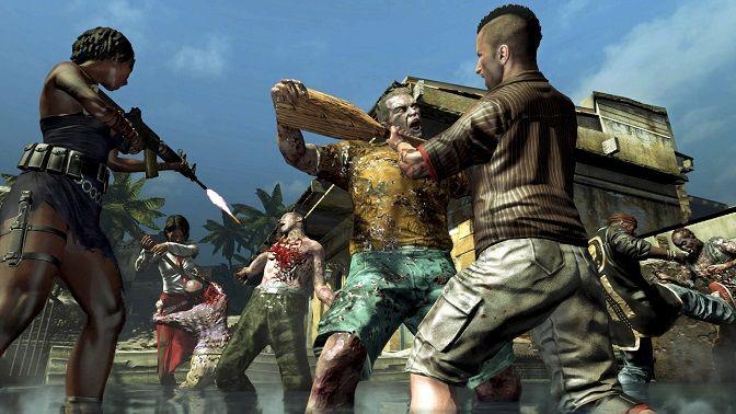 Dead Island Riptide Games Island Horror