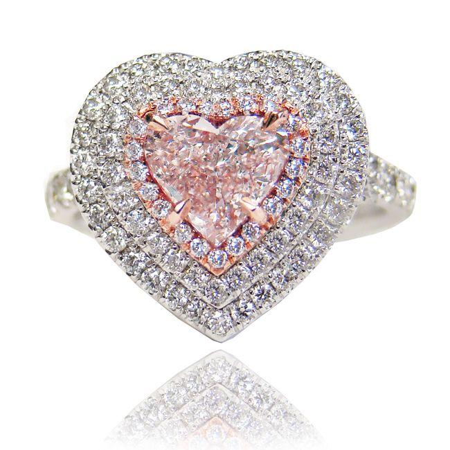 1.02 Heart Shape Light Pink