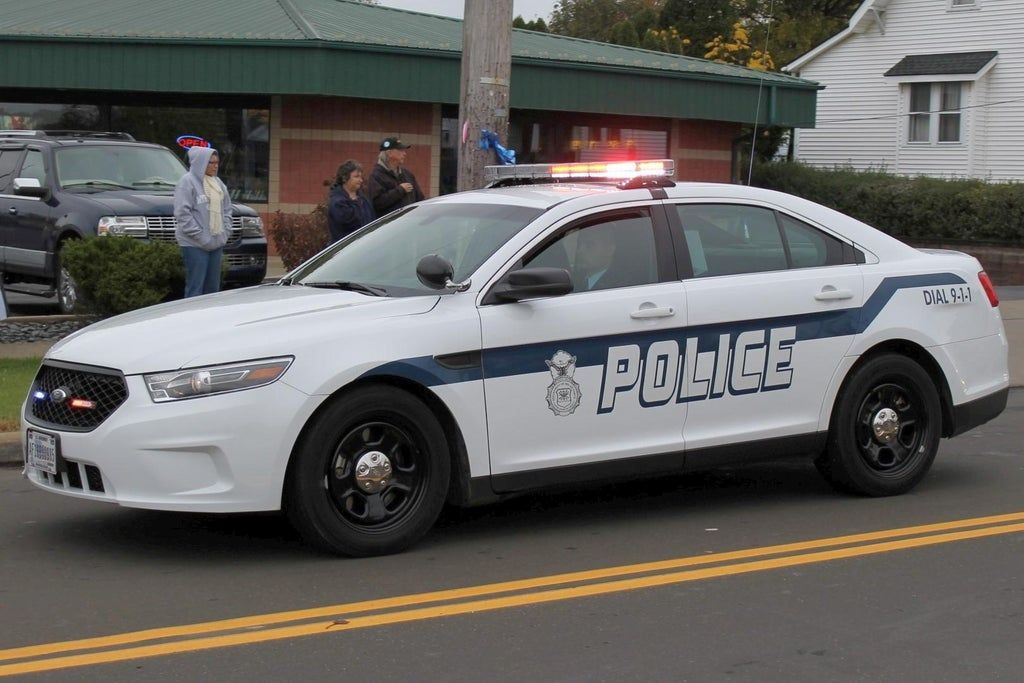 Bastrop County Sheriff S Office Ford Interceptor Suv Texas