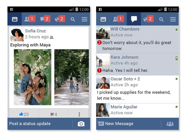 Facebook Lite (FB Lite) Review Facebook mobile app, Lite
