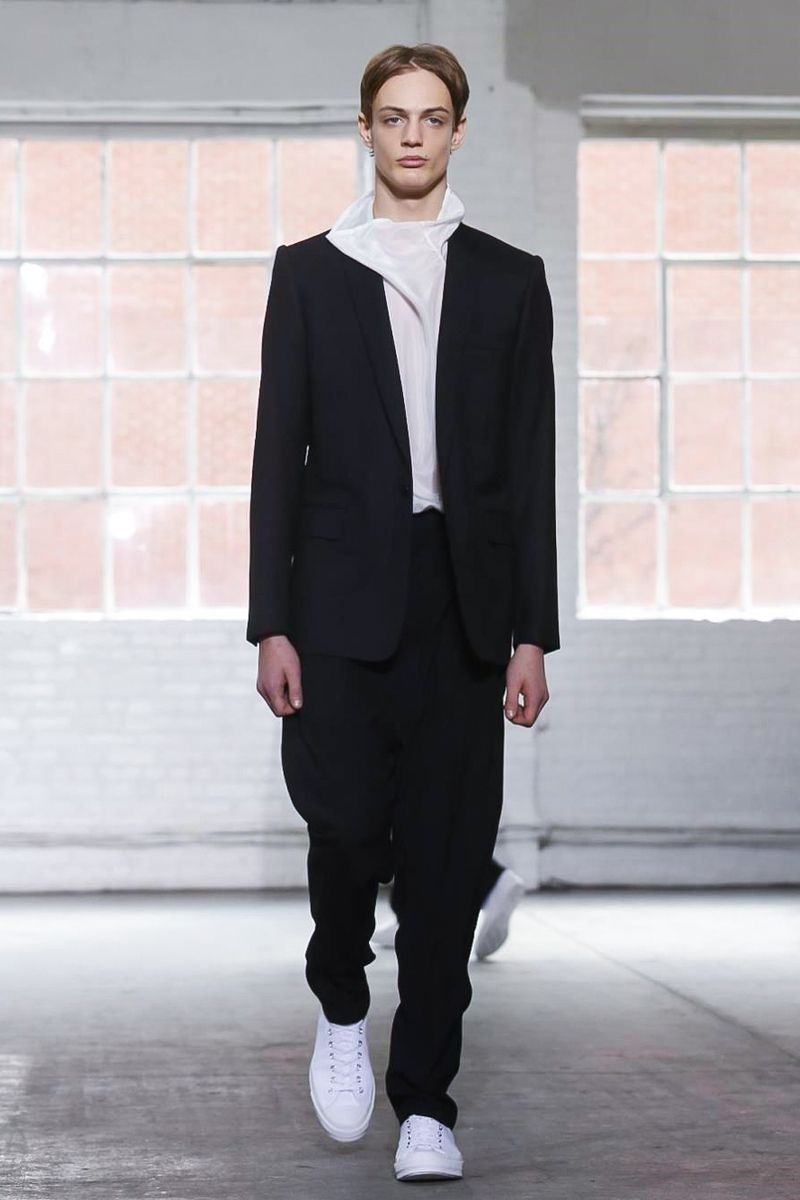 ⚪️Duckie Brown FW 2015 New York -