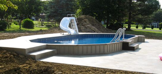 Oasis Leisure Centre Is Winnipeg S Number One Choice For Semi Inground Pools We Will