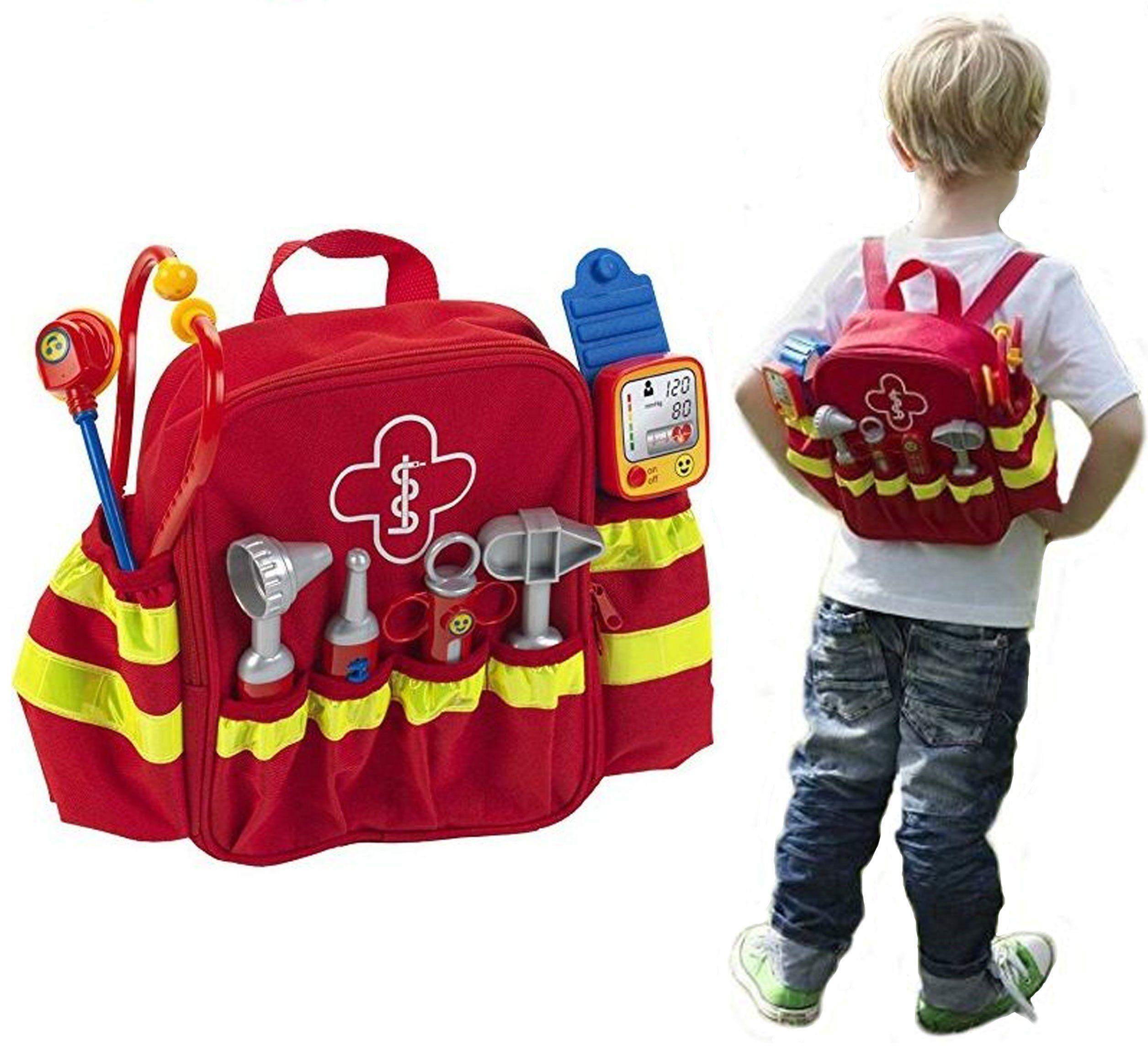 Zobacz Mega Promocje Plecak Lekarski Z Wyposazeniem Dla Dzieci