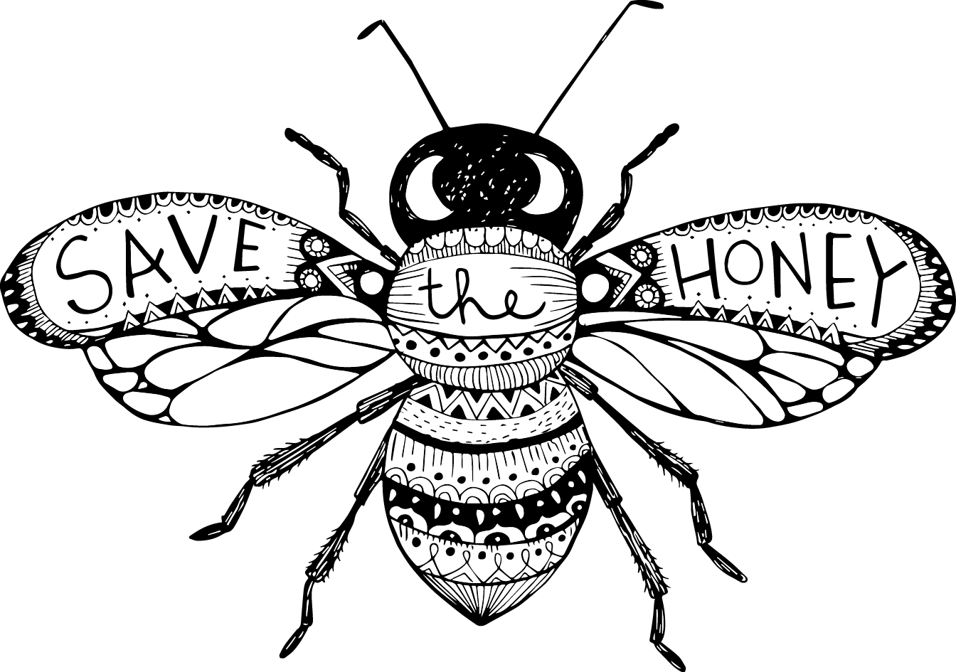 A Peachy Keen Day: Honey Bees, Love and Tee Shirts. | BEE Cuz ...