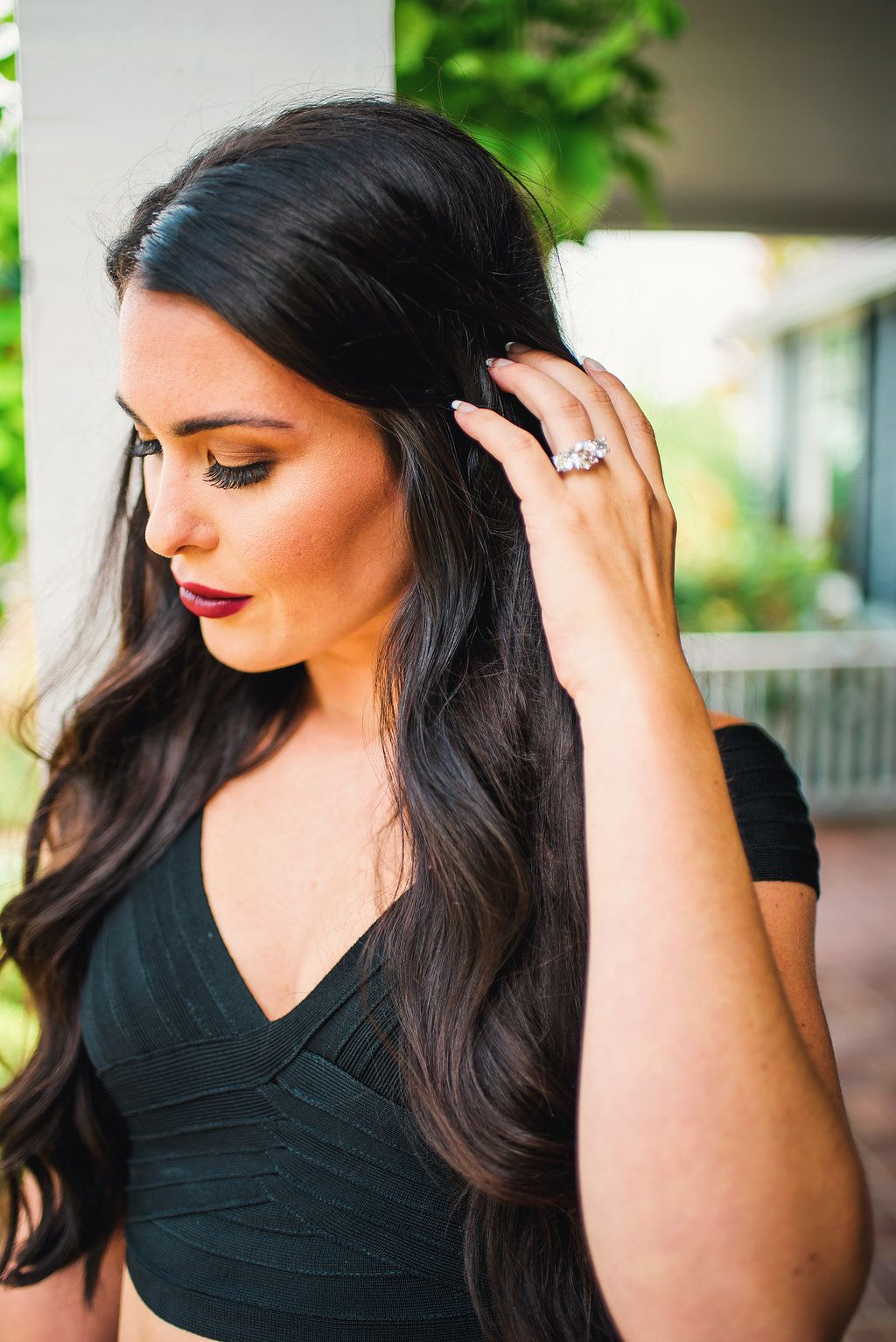 hufford's jewelry st. louis hair and makeup: savannah moore
