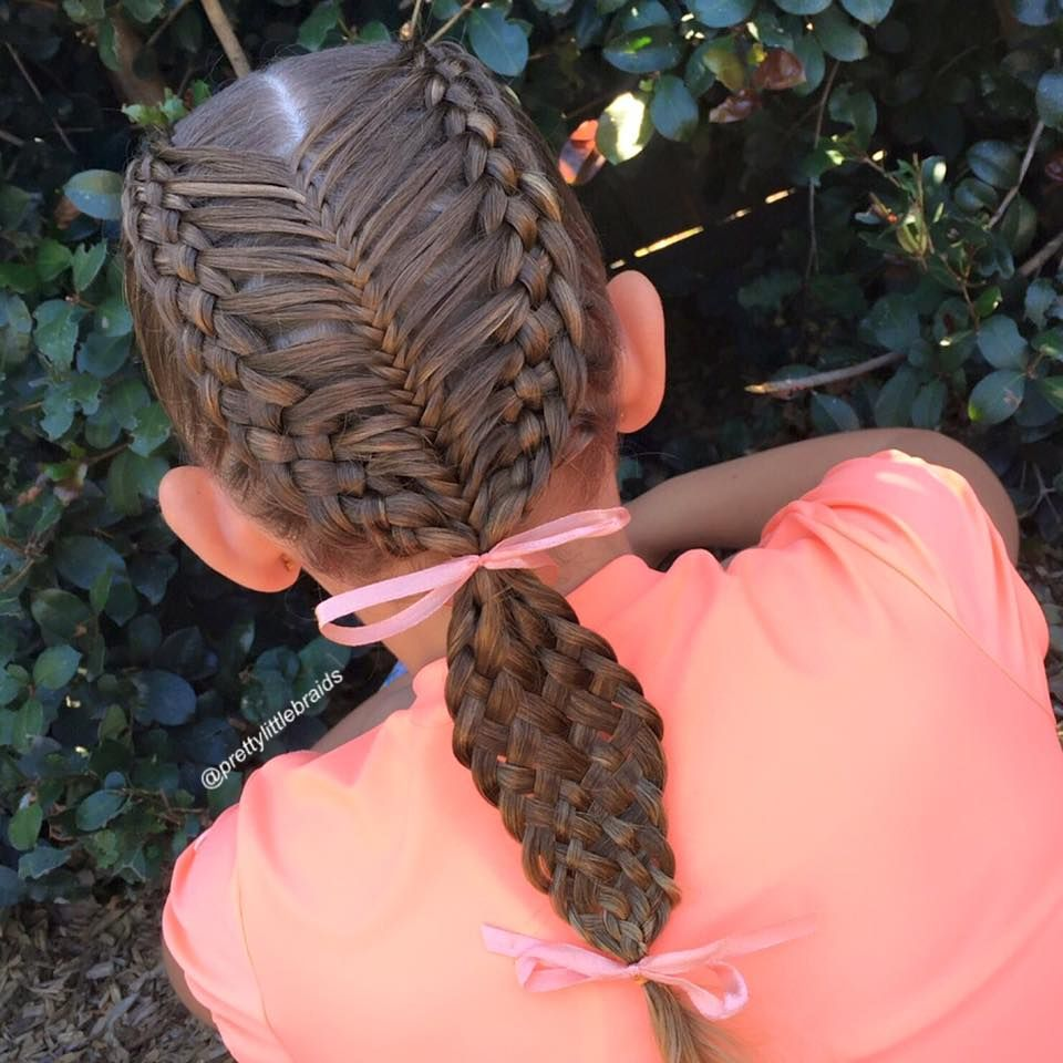 15 tresses incroyables mere fille (6)