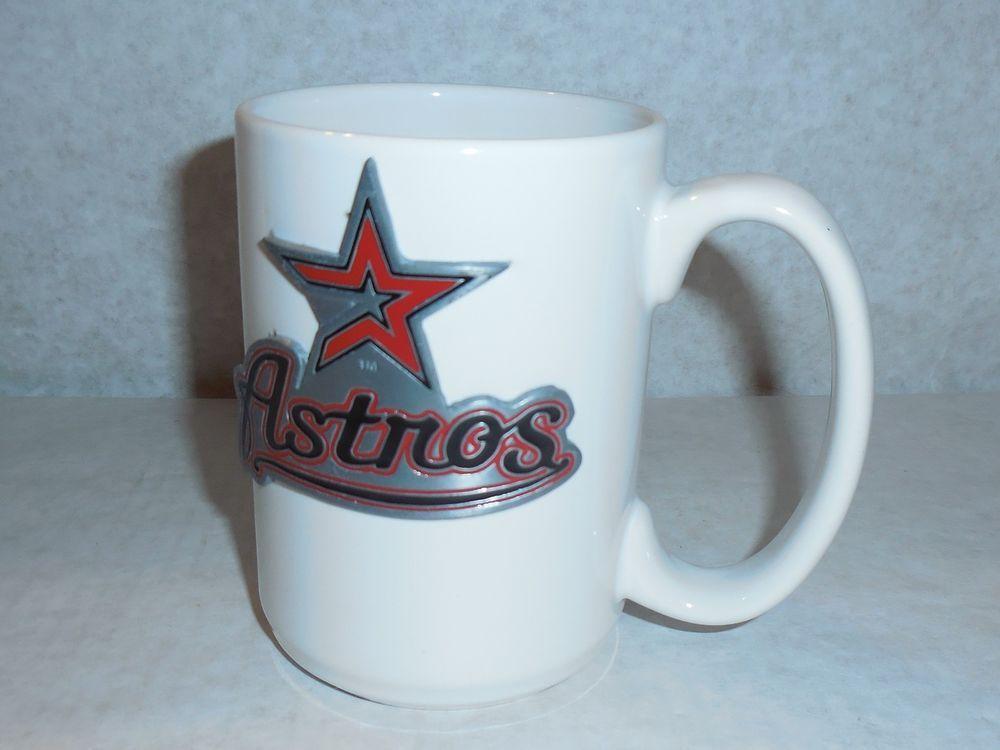 2012 mlb houston astros white ceramic coffee mug mugs