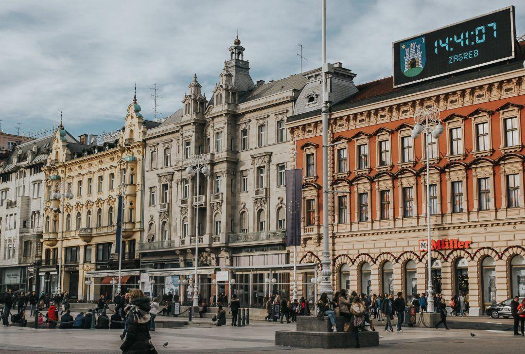 Veliki Potres U Zagrebu Podsjetio Nas Je Sto Uciniti U Takvoj Situaciji Zagreb Croatia Zagreb Croatia