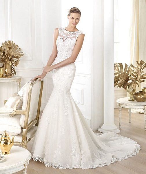 Vestido de Noiva Pronovias 2014 Landel