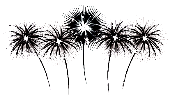 clip art black and white crafts blog archive 4th of july