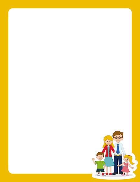 marco familia | Bordes | Pinterest | Marcos, Familias y Etiquetas