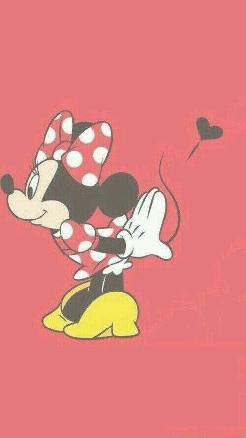 Minnie mouse parte 2de tela de bloqueio fondos - Fondos de minnie mouse ...