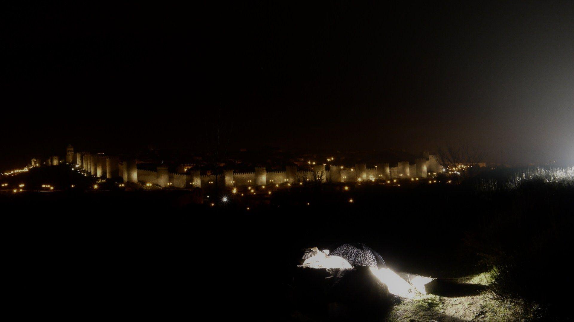 Noches únicas, Patrimonio de Avila.