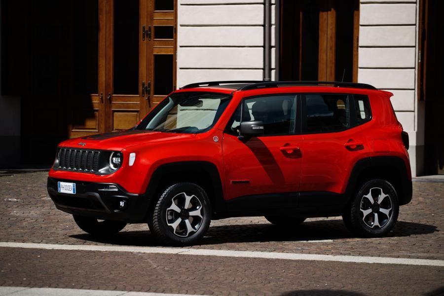 Jeep Renegade Trailhawk Plug In Hybrid Bu 2019 Goda Zarabotok V Internete Money7777 Bolshie Gruzoviki
