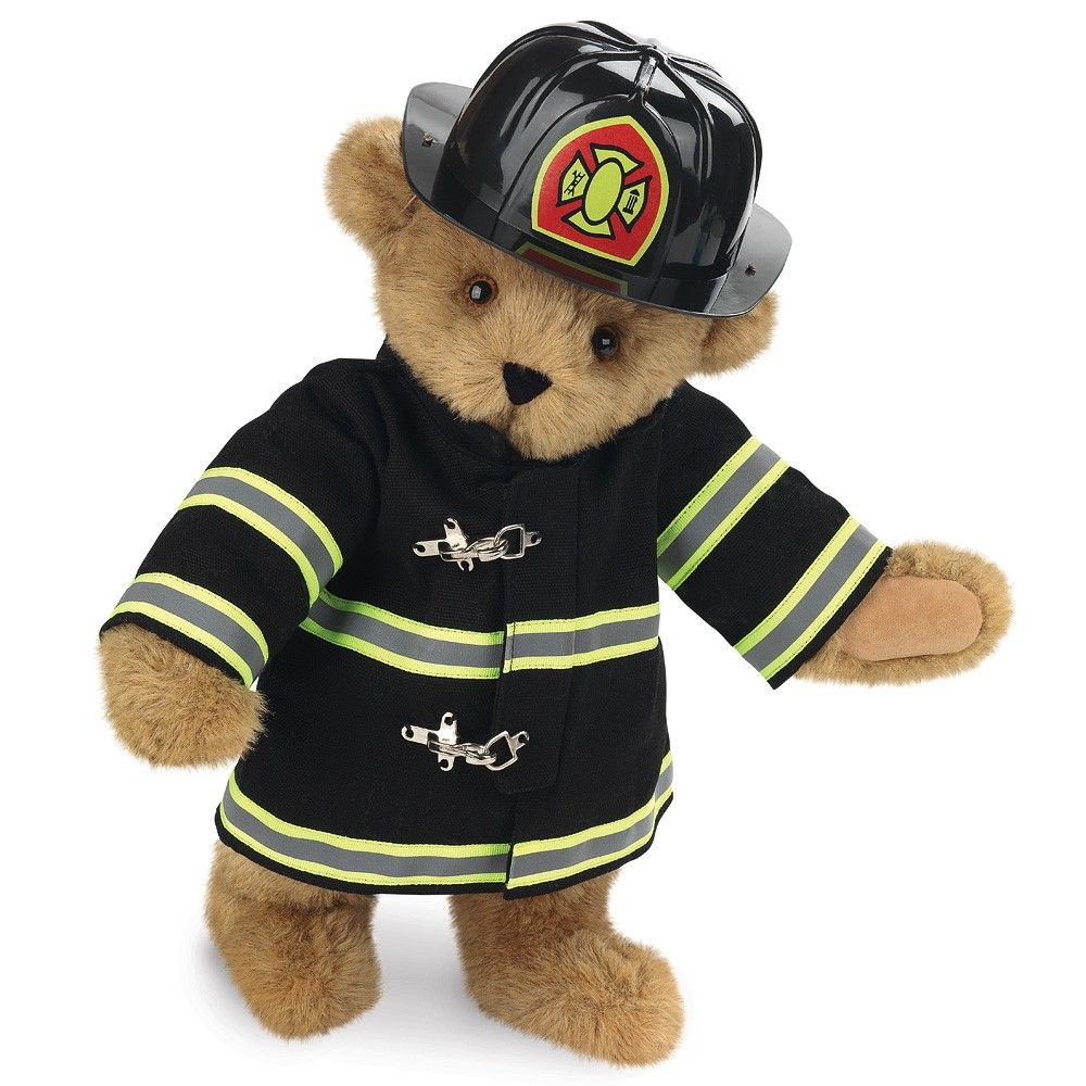 9deadbc5d3c FDNY Firefighter Teddy Bear