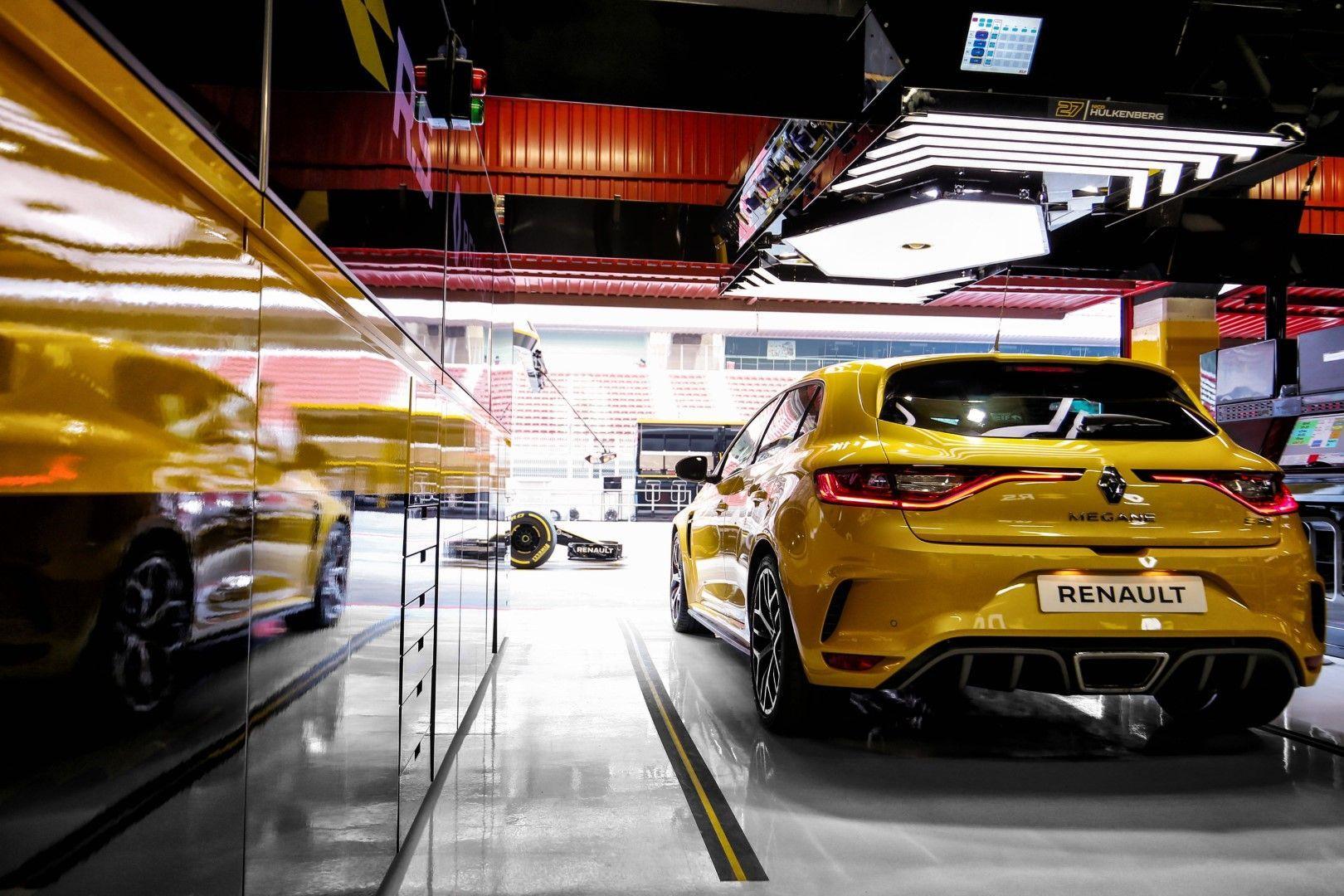 2018 Renault Megane R S Trophy Renault Megane Renault Racing Seats