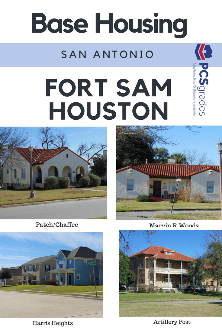 PCS orders to Fort Sam Houston? Read reviews on base