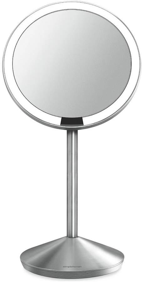 Simplehuman Mini Lighted Sensor Activated Magnifying Vanity Makeup